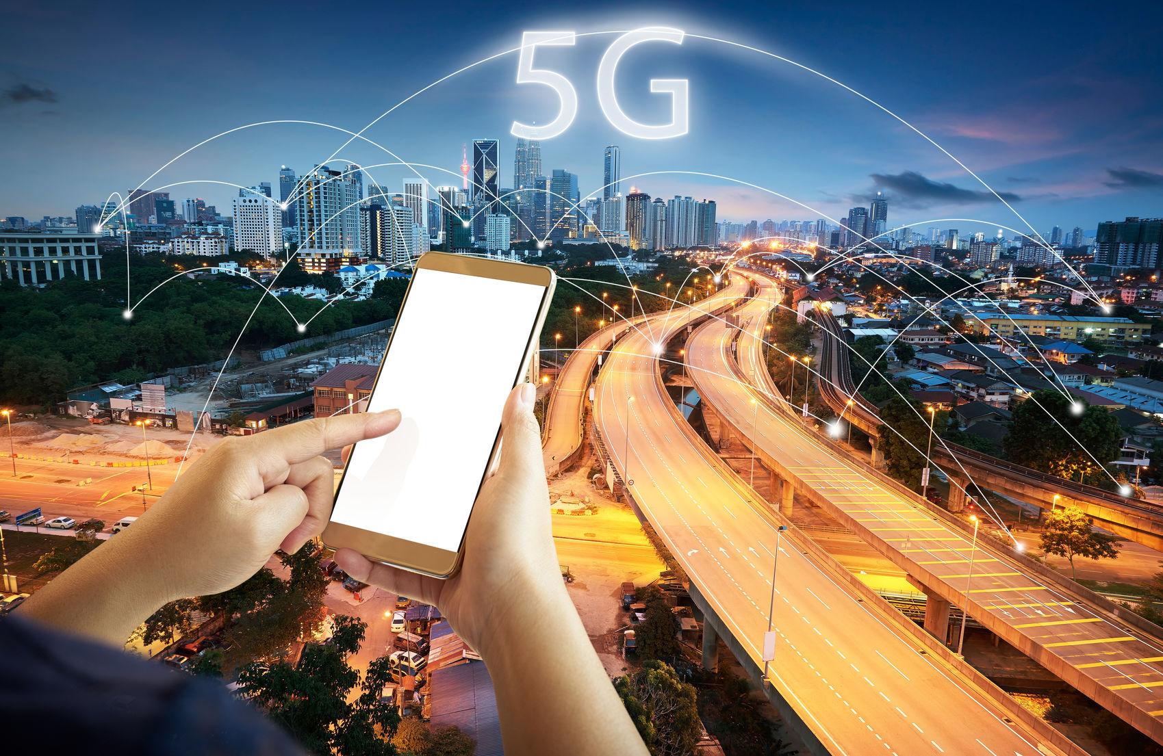顺络电子:公司在5G产业未来机会较多