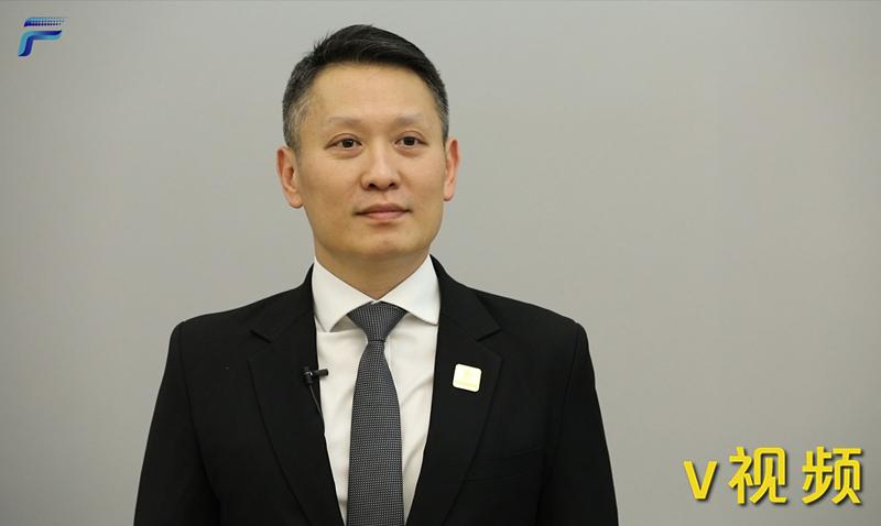 邓伟政:科技创新帮助市场主体防控风险
