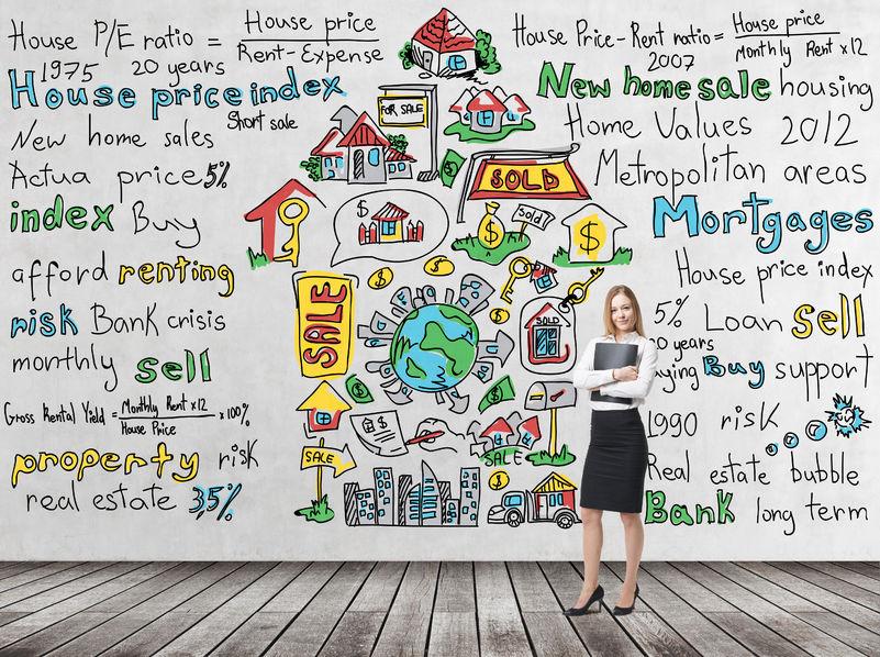 房价涨幅降至六年半最低 美国房地产价格和销量双放缓