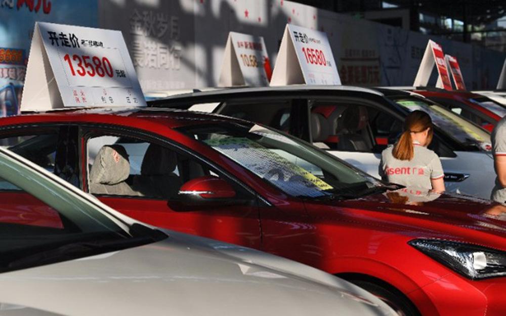 石国清:上海3万余辆国五车待清,经销商面临风险