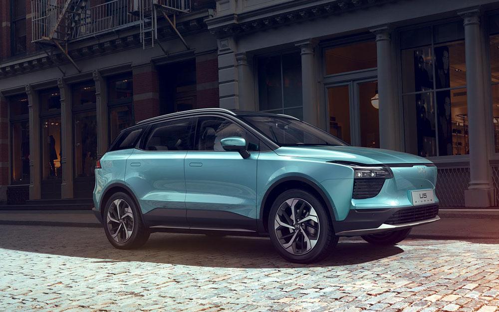 愛馳購入江鈴控股50%股權 首款量產車已開始生產