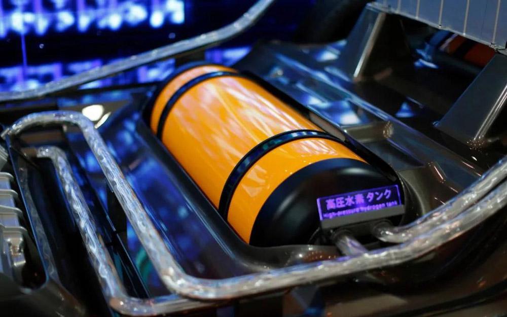 上海嘉定劃定氫燃料電池汽車產業集聚區