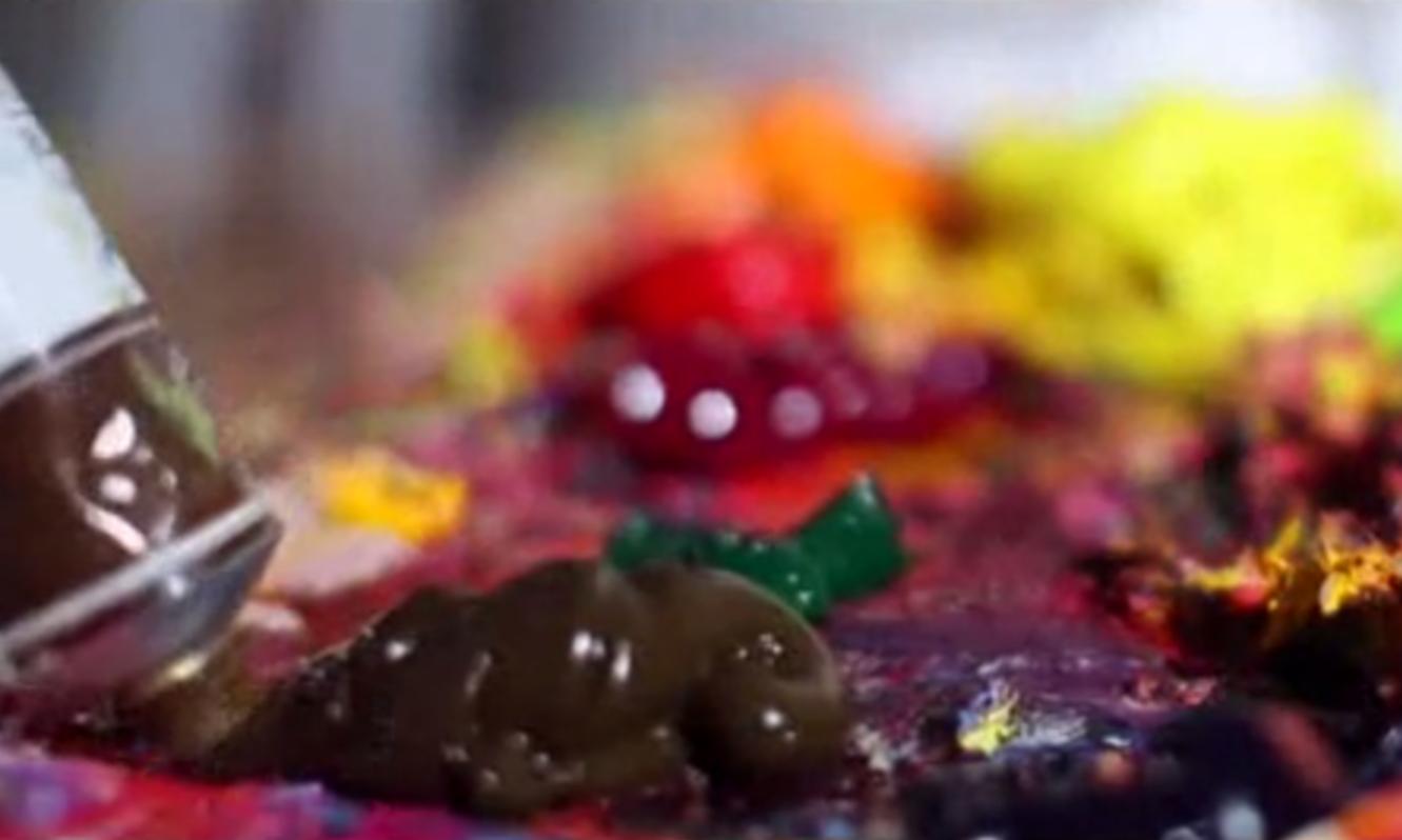 【國家藝術基金資助青年藝術家項目】劉洋:在顏料中爆發