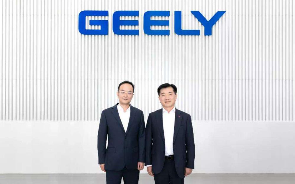 加紧布局电池  吉利与LG化学成立合资公司