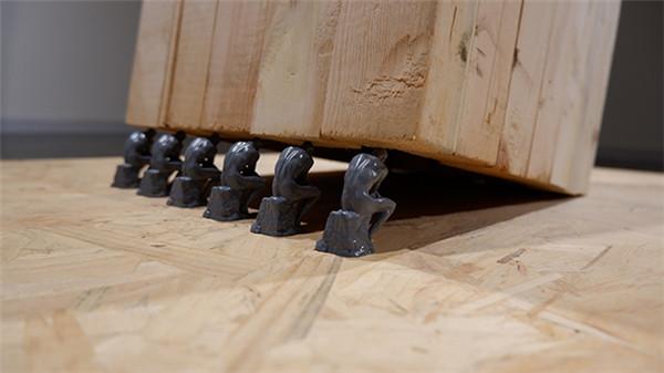 """大艺博FREE计划:""""Units of Storage""""美国青年艺术家Callender首展启幕"""