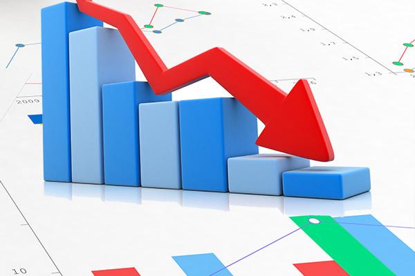衡量美元对六种主要货币的美元指数19日下跌