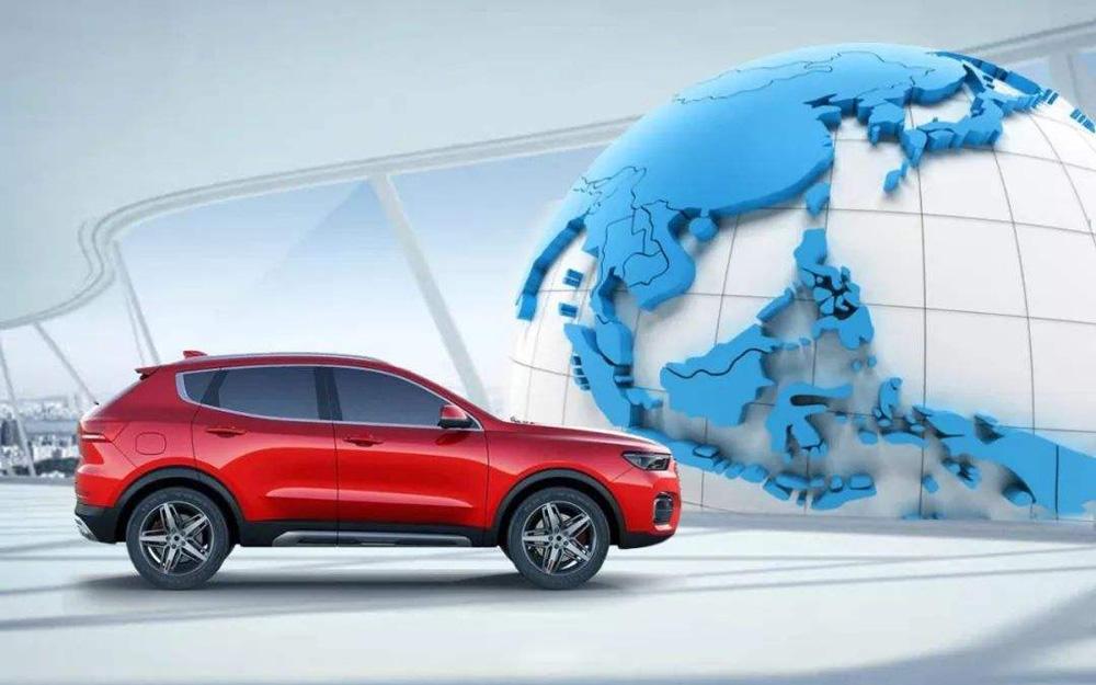 """中国汽车企业加快整体""""走出去""""步伐"""
