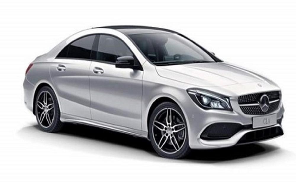奔驰(中国)汽车销售有限公司召回部分进口CLA级汽车