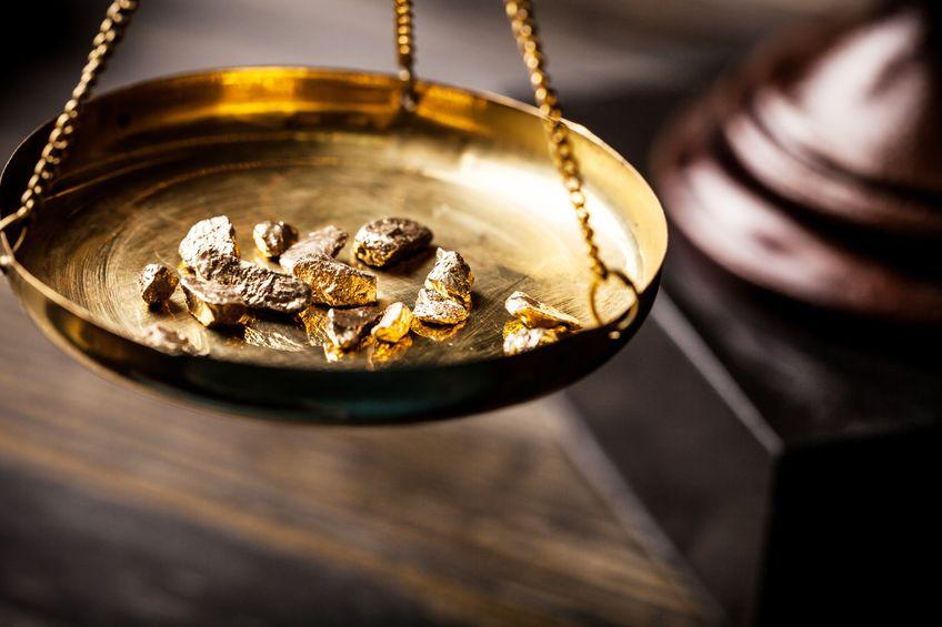 紐約黃金創近3年最大單月漲幅