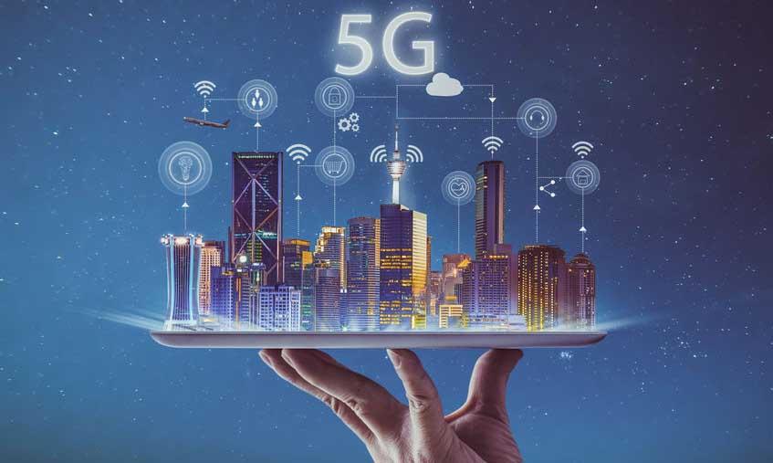 2019夏季达沃斯年会会场5G信号全覆盖