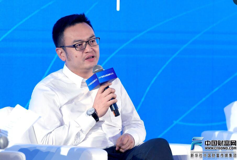 对话嘉宾:建信金融科技公司副总裁姜俊