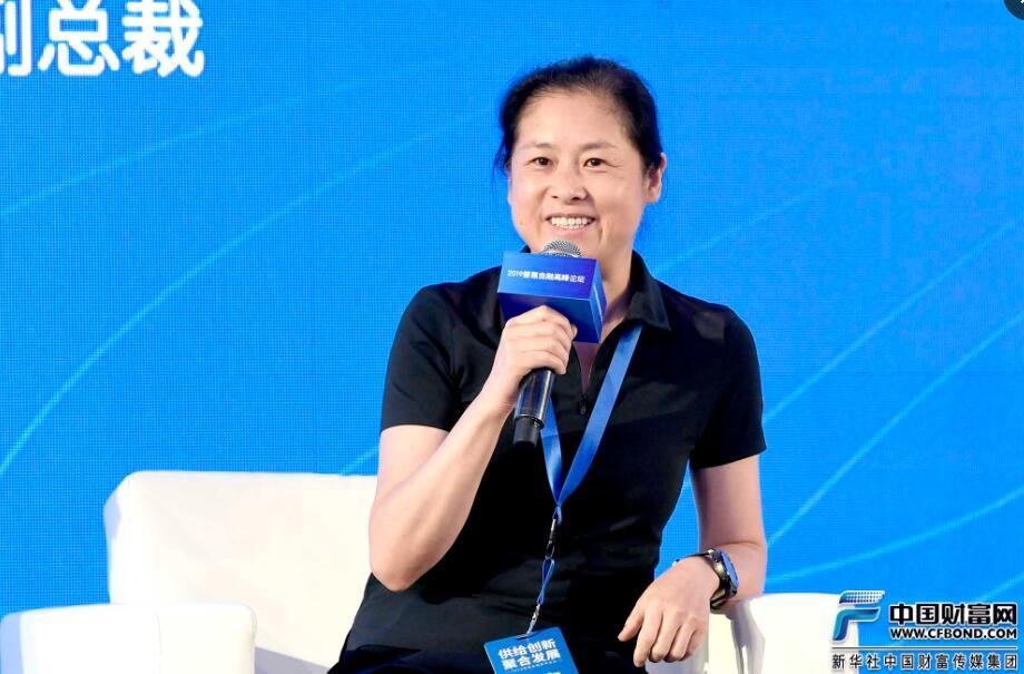 对话嘉宾:中和农信项目管理有限公司副总裁白雪梅