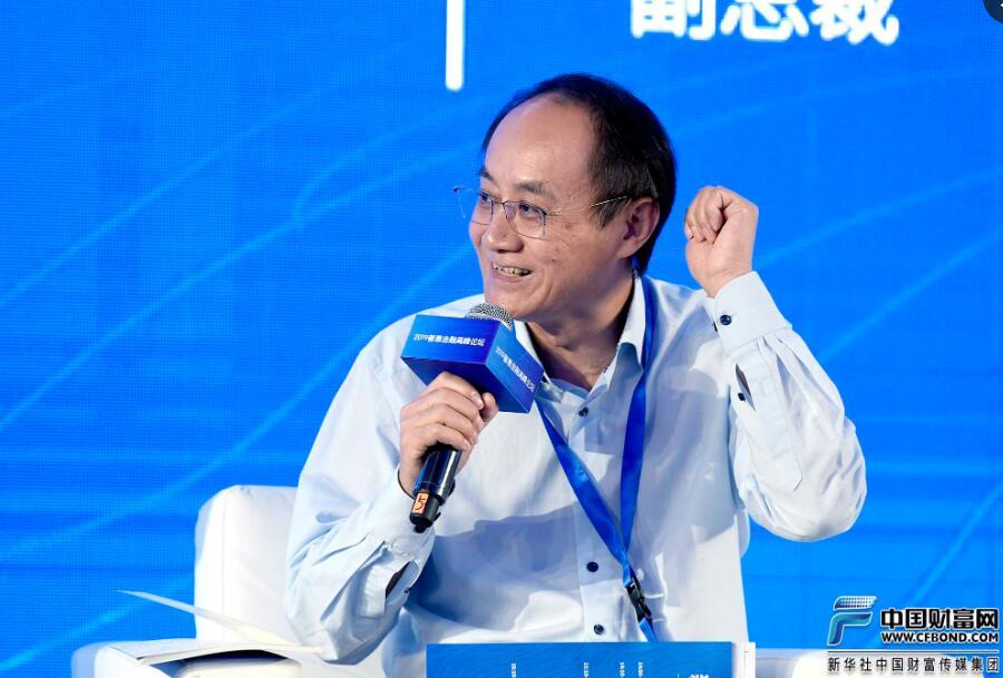 对话嘉宾:福韵数据服务有限公司副总裁秦颂