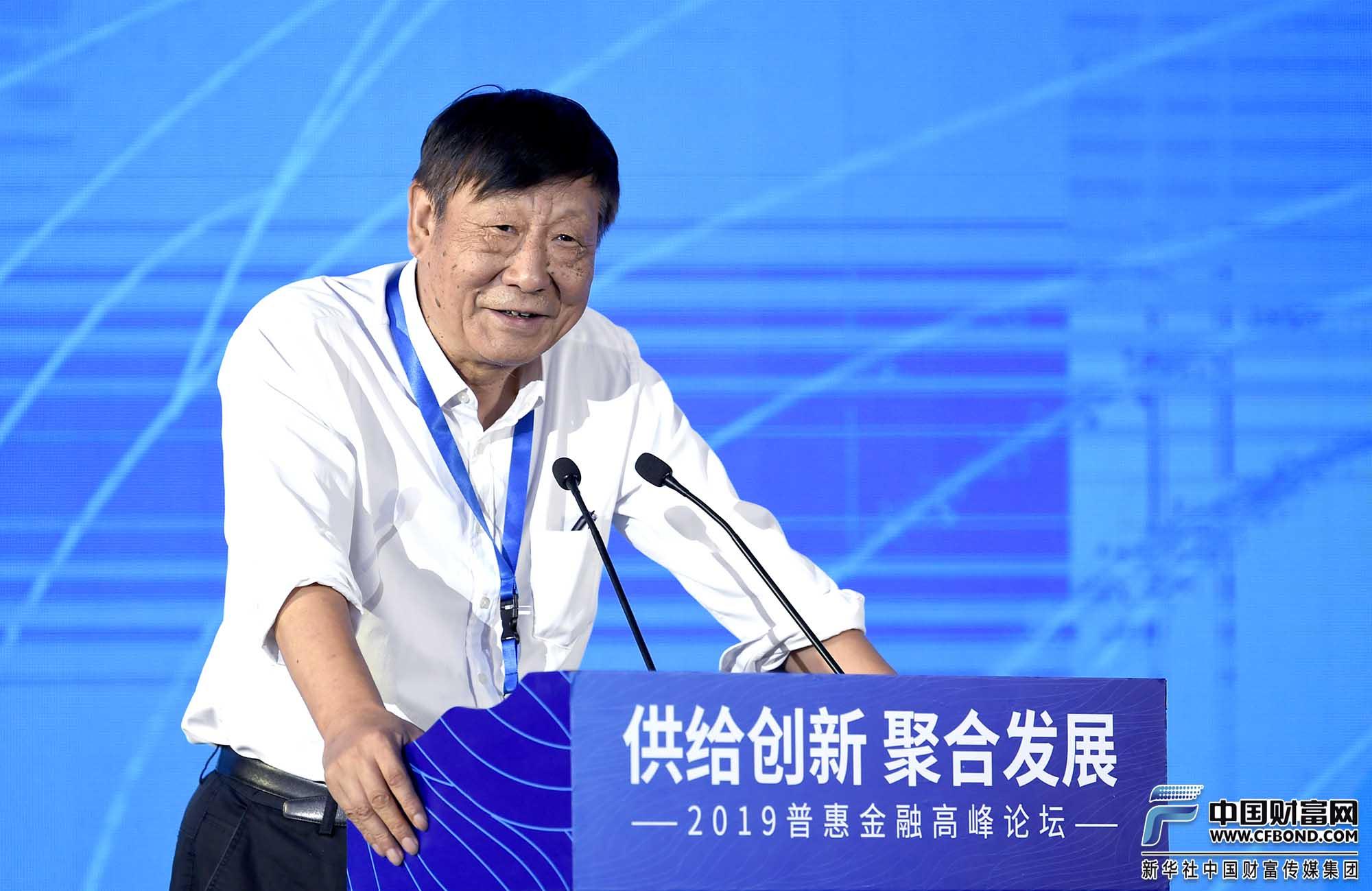 演讲嘉宾:中银国际研究公司董事长、经济学家曹远征