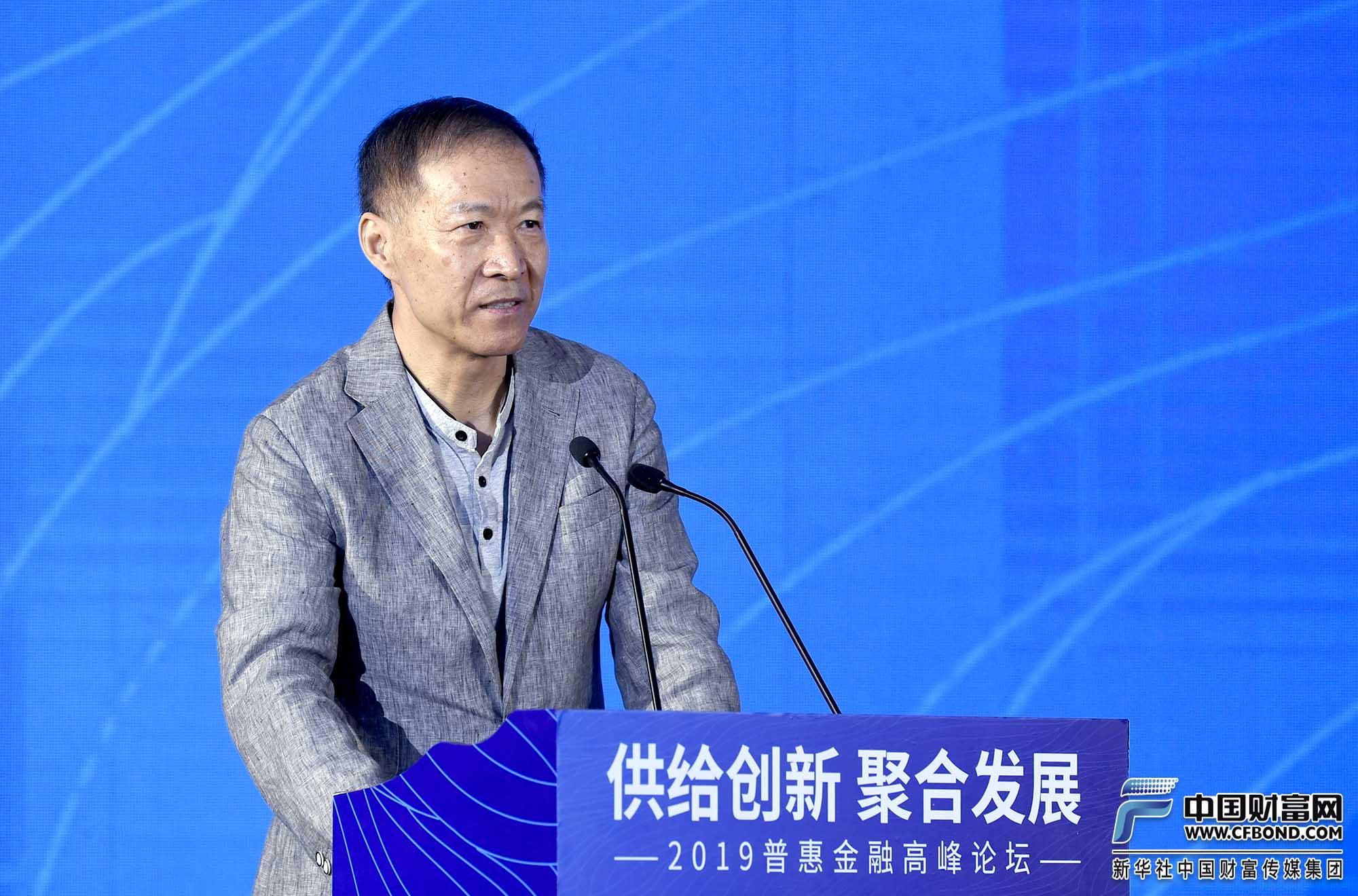 演讲嘉宾:东南大学国家政策与发展研究院院长华生