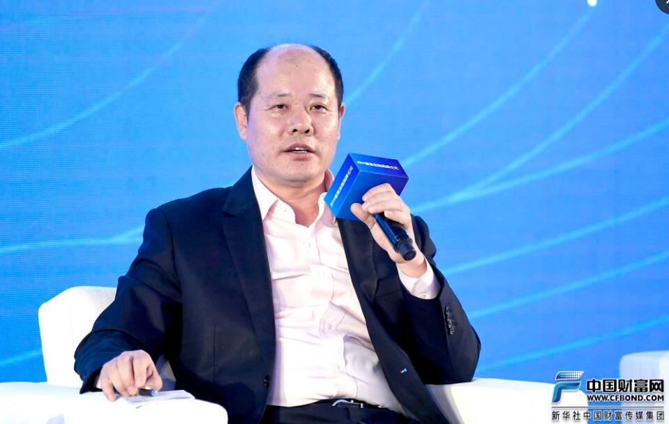 对话嘉宾:中国建设银行普惠金融事业部总经理张为忠