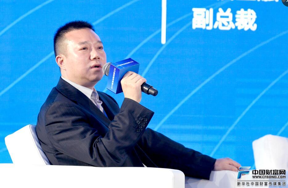 主持人:中国建设银行普惠金融事业部副总经理王魏冬