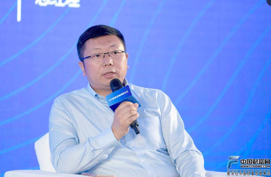 对话嘉宾:度小满金融战略合作部总经理朱白帆