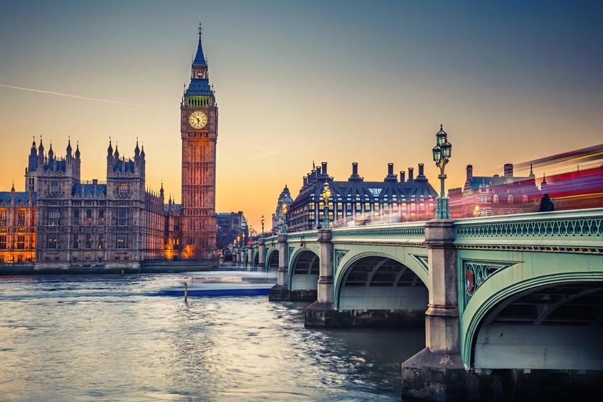 英國第一季度經濟環比增長0.5%