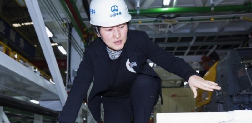 """王杜鹃:让中国掌握盾构核心技术的""""杜鹃花"""""""