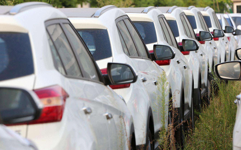 6月份汽车经销商库存预警指数下降