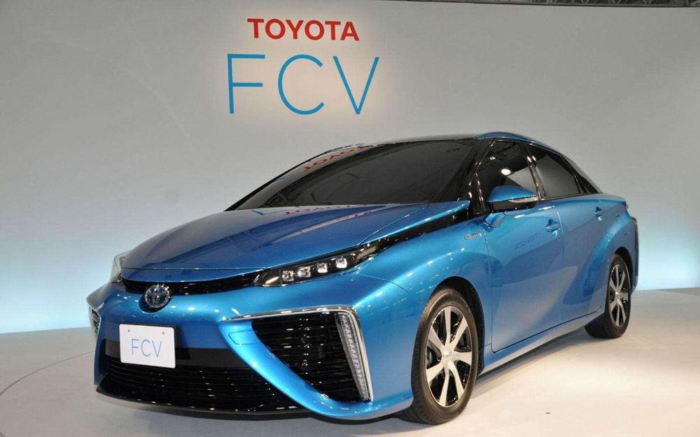 丰田将向一汽股份、苏州金龙提供氢燃料电池组件