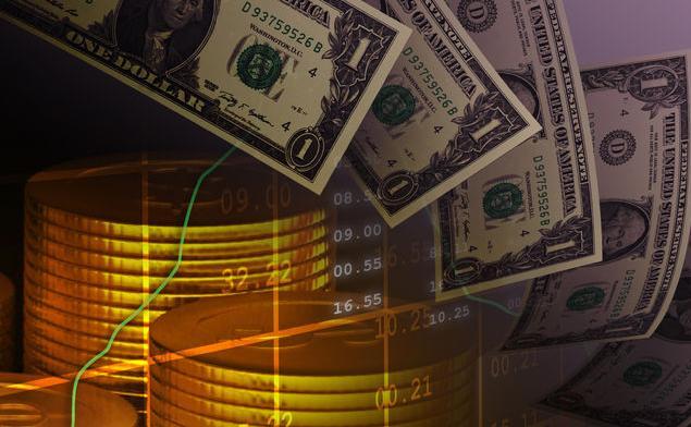 美元上涨打压金价下滑 静候美联储主席鲍威尔证词陈述