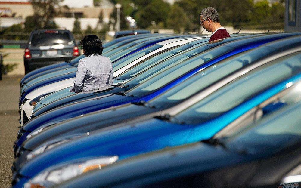 6月汽车销量同比下降9.6%
