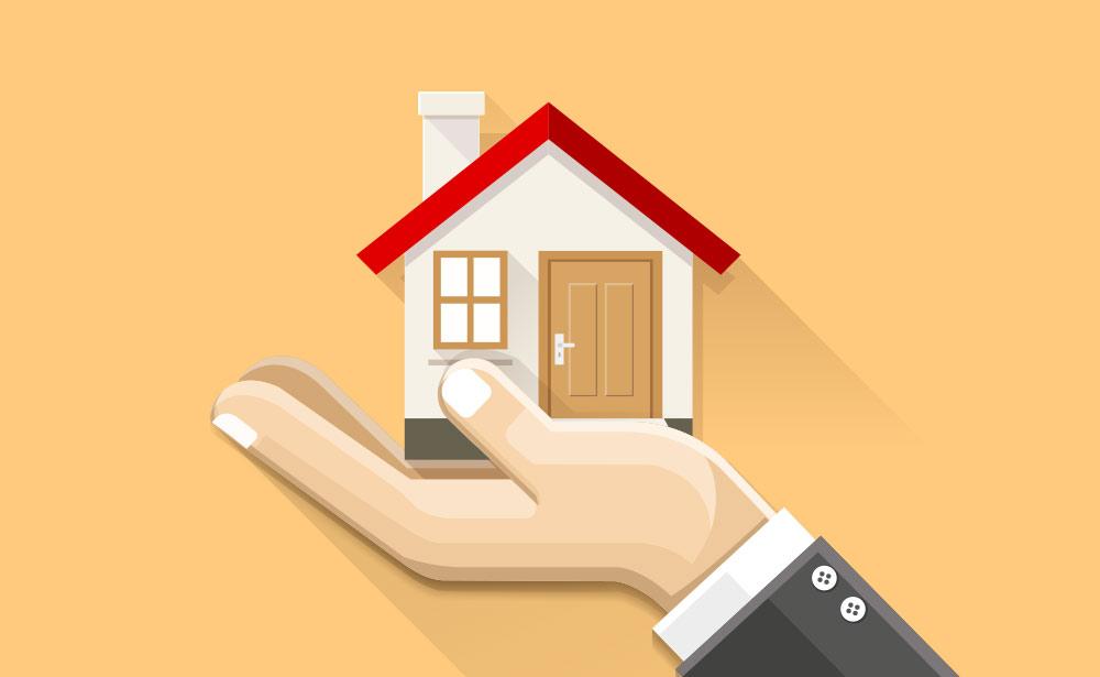 2019年1—6月份全国房地产开发投资和销售情况