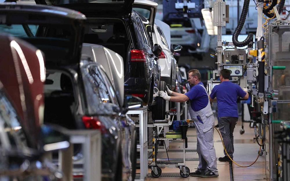 """德国汽车企业在华避险需""""谋变"""""""