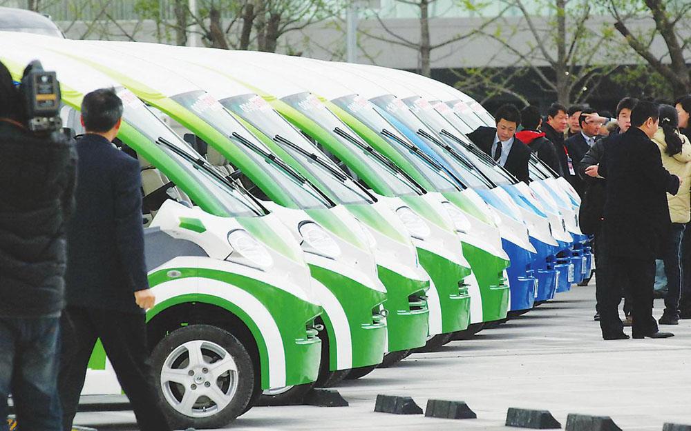 """销量""""止跌""""上扬 新能源商用车发展迎来新拐点"""