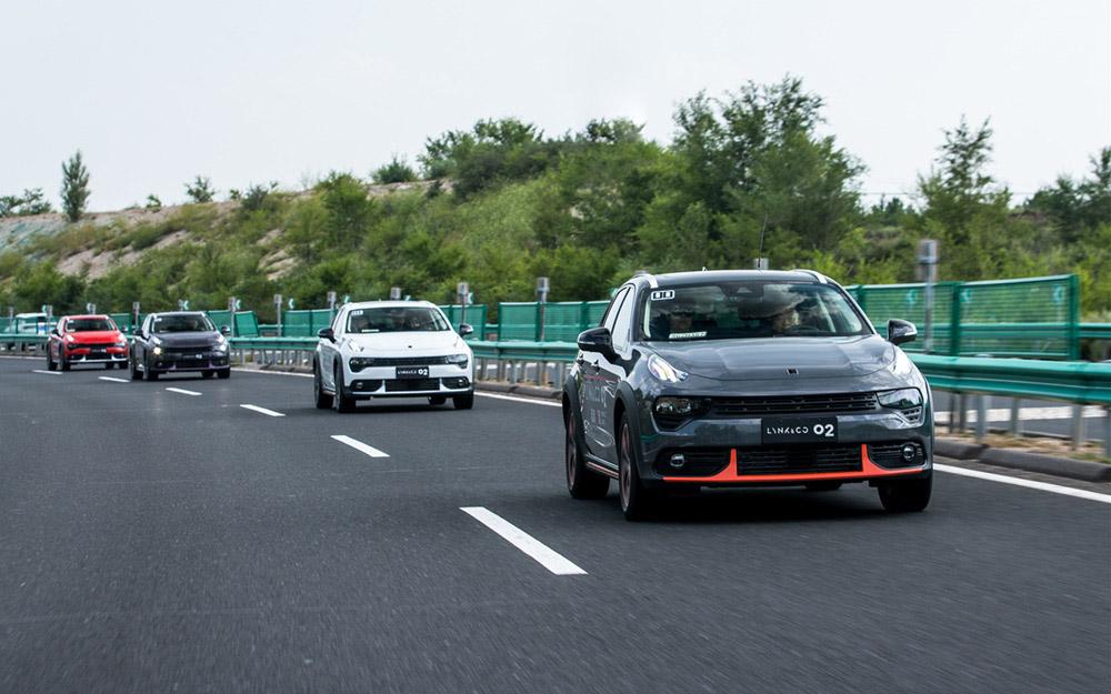 【财富评测】试驾领克02:个性鲜明的轿跑SUV