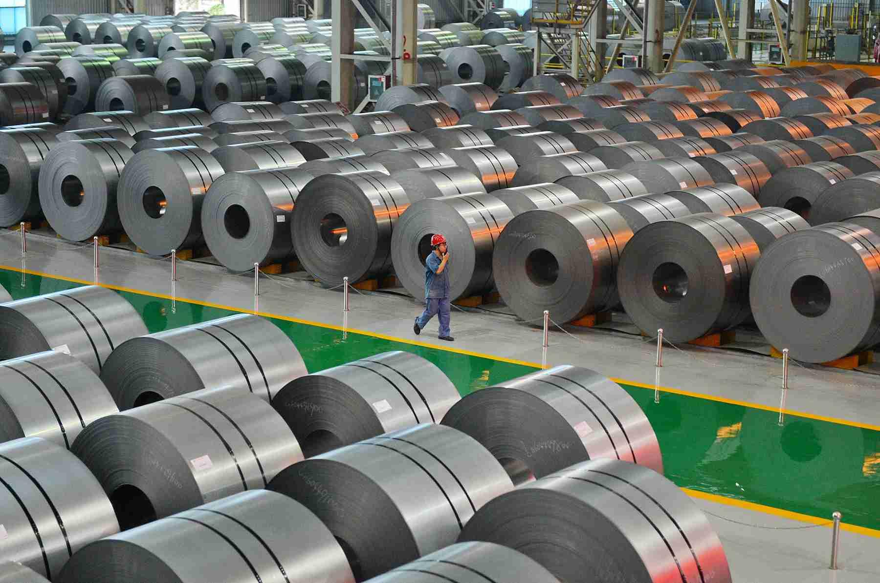 7月PMI回升至三个月高点 制造业初显企稳信号