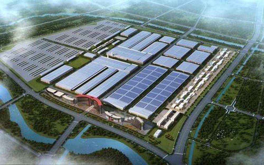 产业新城助力 南京打造新能源汽车产业集群