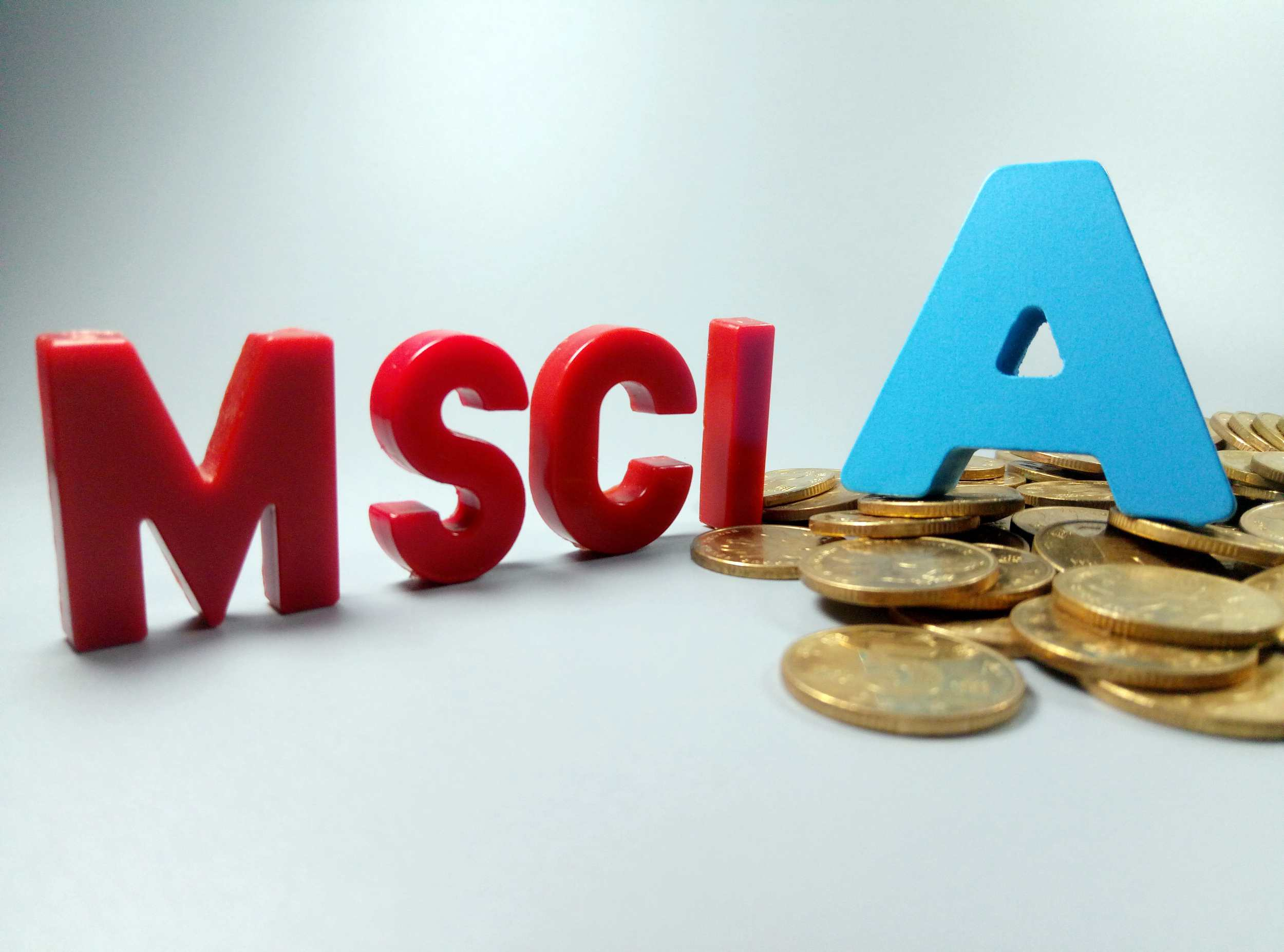 MSCI:8只个股将被新增入MSCI中国指数