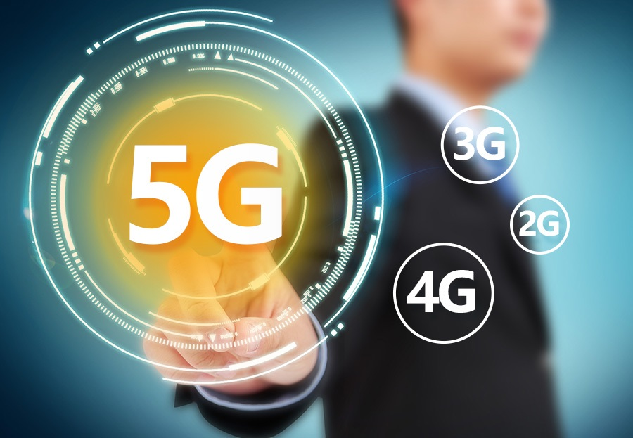 5G网络建设迎火热施工期 年内基站有望达15万台