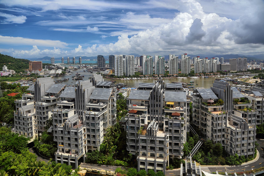 2019年1—7月份全国房地产开发投资和销售情况