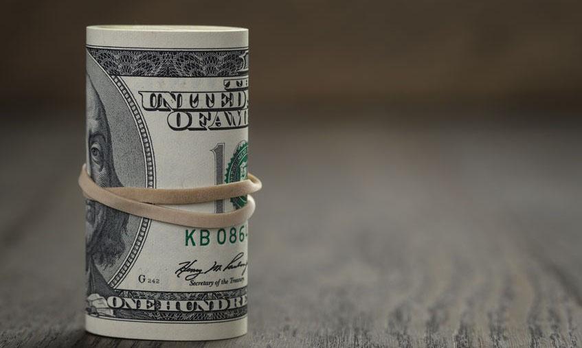美元指數8月16日上漲