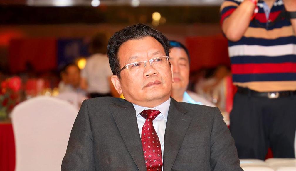 中国财富网总裁张先国出席发布会