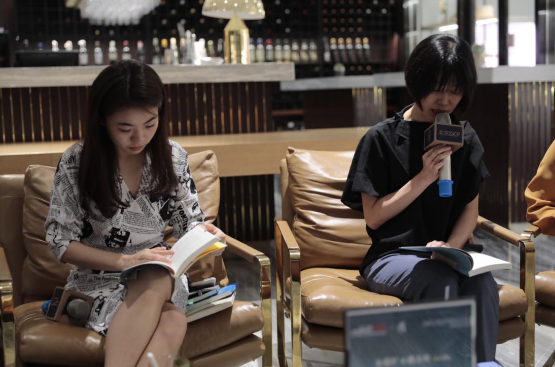 韩国80后天才女作家金爱烂推新作《外面是夏天》 与蒋方舟对谈中韩文学与当下