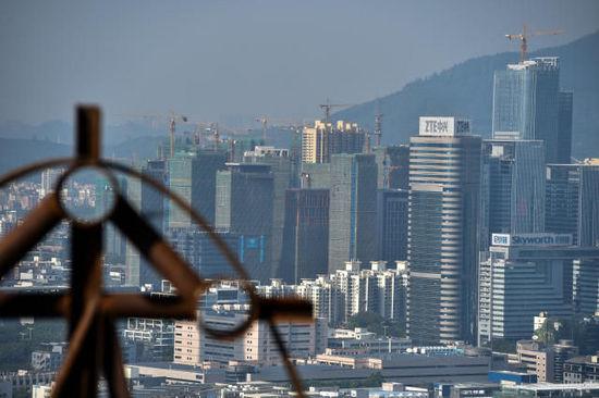 成交量小幅反弹 深圳楼市热度回升能否持续