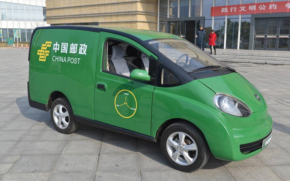 新能源流车2020年底重点区域比例将达80%