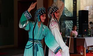 中英藝術家交流活動在溫州舉行:打造文旅融合新業態