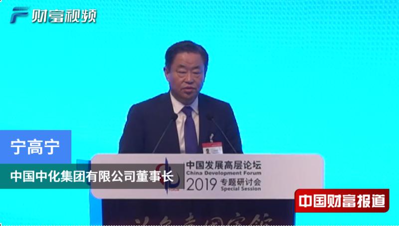 【中国财富报道】宁高宁:全球经济一体化让企业受益 发达国家更得利