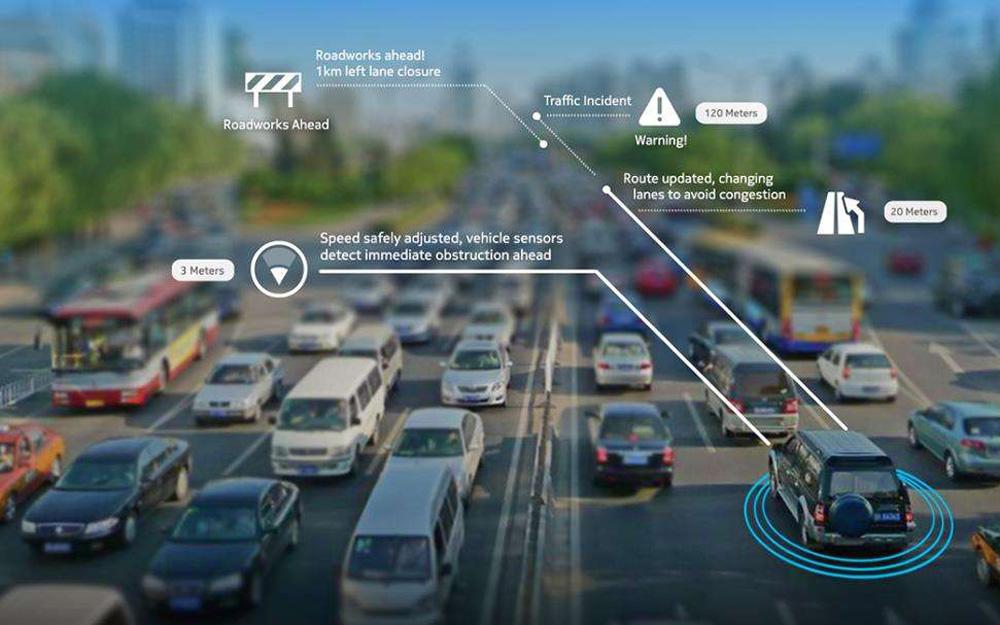 工信部、北京市启动车联网和自动驾驶地图应用试点
