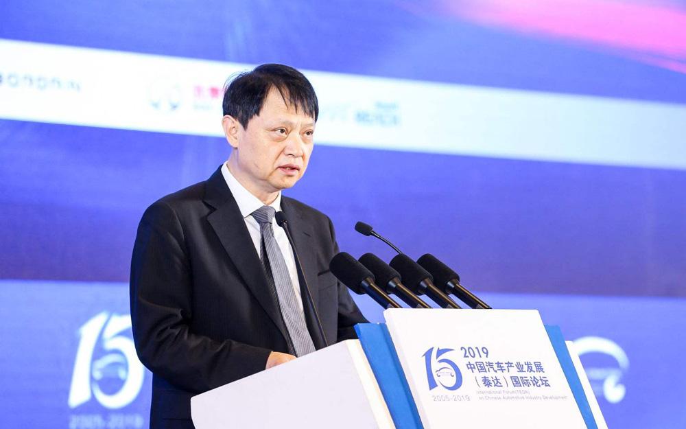 阎秉哲:开放合作是汽车产业发展共赢的必由之路