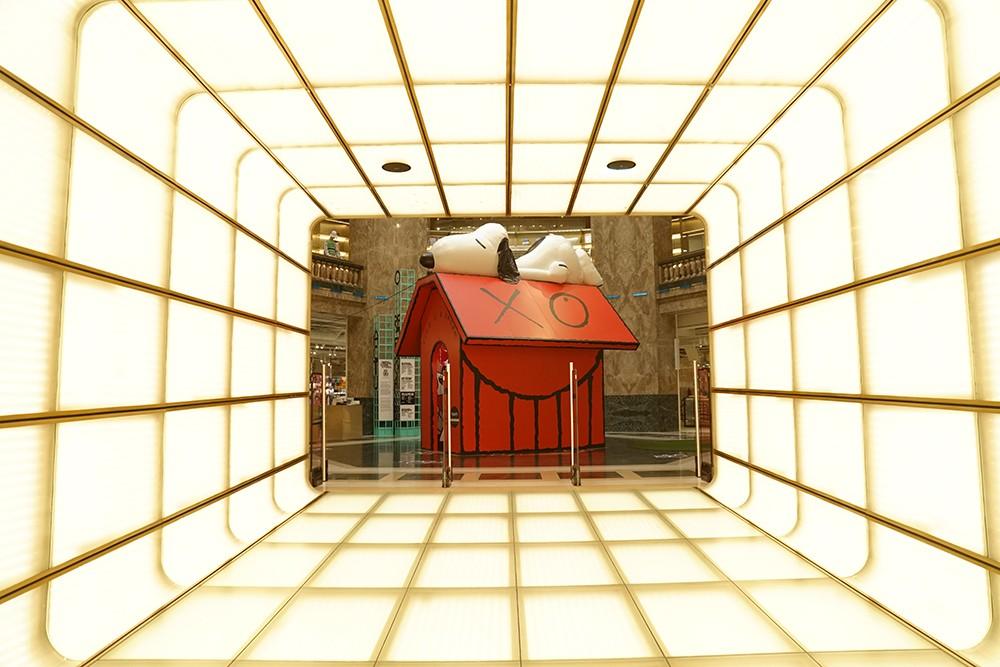 APPortfolio x Peanuts全球艺术家精选收藏作品 André Saraiva x MR.A 史努比雕塑即将上线!