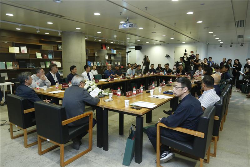 中央美术学院刘士铭pk10倍投工具在线计算器艺术馆展览学术项目新闻发布会在京举办