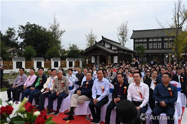 同心歌盛世 翰墨慶華誕 新都區舉行慶祝新中國成立70周年清流清風書法展