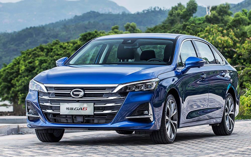 """广汽传祺GA6或将成中级车市场""""新宠"""""""